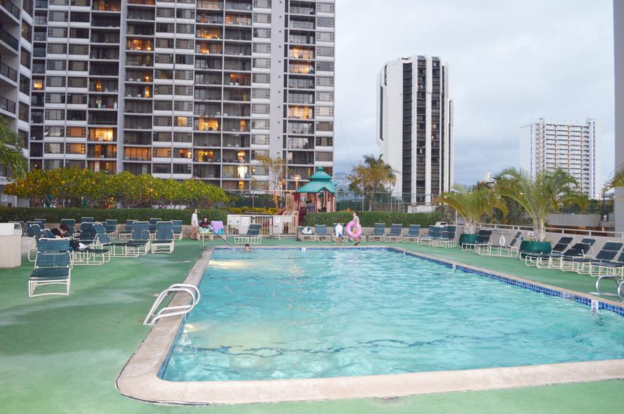 Aston Waikiki Banyan Vacation Rental