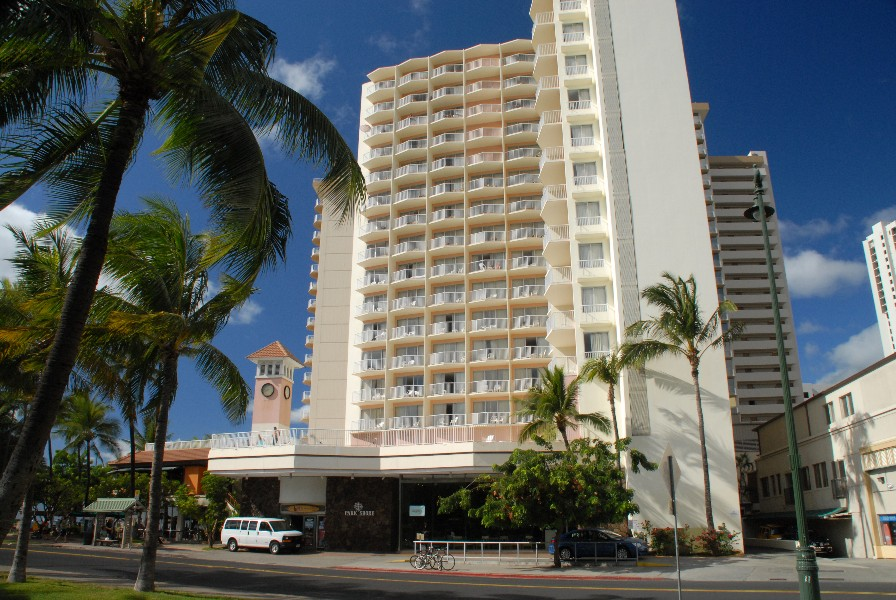 Oahu Resort Hotels Amp Condos Park Shore