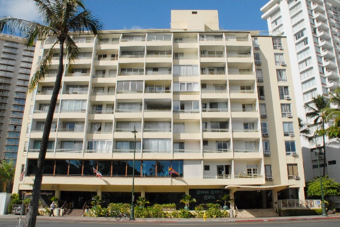 Oahu Resort Hotels Condos Waikiki Grand
